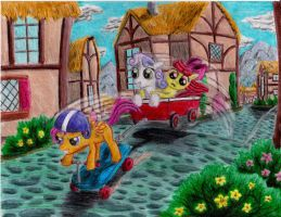 Ride of the Crusaders by Sean7700