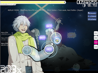 Clear osu! Skin by Ha-ru-mi-chan