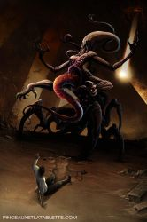 Nyarlathotep by PapaOurs