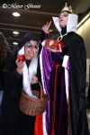 Grimilde and the Witch by LadyGiselle