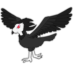 :Commission: Magnificens the Argentavis by Crisskitty