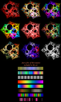 Vivid Gradients for Apophysis by 1389AD