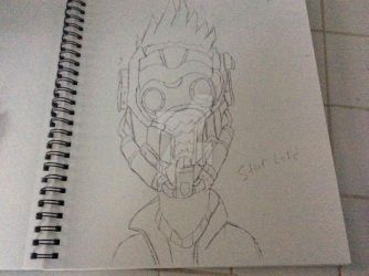 Star lord by fossil-fighter