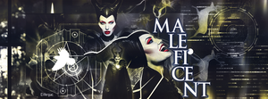 Maleficent by Eliferguc