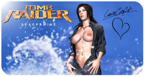 Lara VS Sexopamine [In Progress] by HollyToth