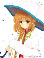 G: It's Raining, it's Pouring by Hanafumi