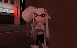 Splat Crew Enhanced Profile: White by DarkMario2
