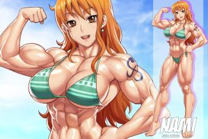 Nami by elee0228