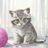 Kittie 1 by Andruth