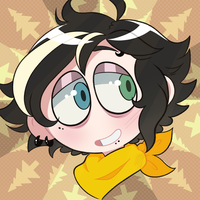 Icon commission - rottenchan by Lovewhile