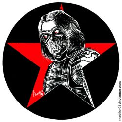 Winter Soldier by Anastina91