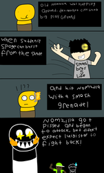 ultimate showdown comic 1 by kingamegamegame12