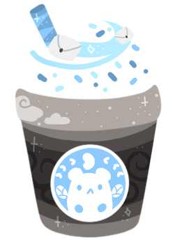 Fairy Mailguin Frappe by Bunaberry