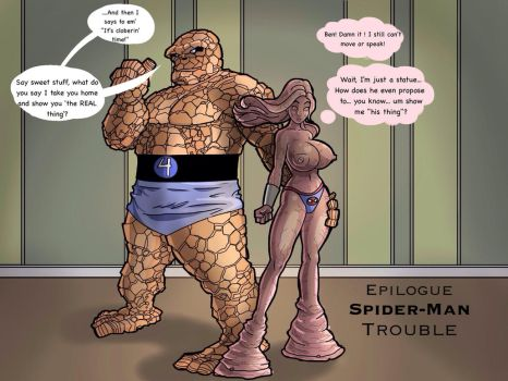 Spider-Man: Trouble Epilogue by sampleguy