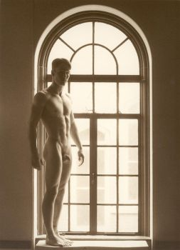 Linc In Civic Window by Dougneal