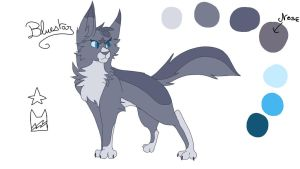 Bluestar design by waiako