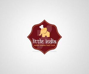 Little India Logo by Blue69Sapphire