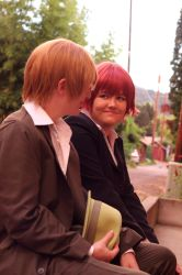 Baccano!: Tender Moments by InuKid