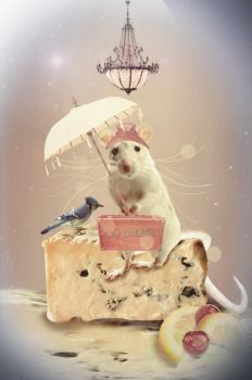Mouse Cheese FB by SweetHeartBabie
