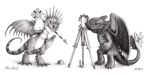 Here are surveyors by DanGref