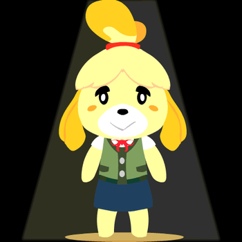 Oh no, Isabelle! by Eldritch-Shambler