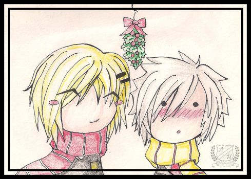 Twelve Days: Day Eight: Jun and Zeph by evphaedrielle