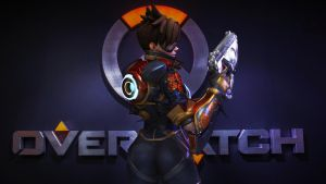 Tracer Overwatch by FujitsuYoung
