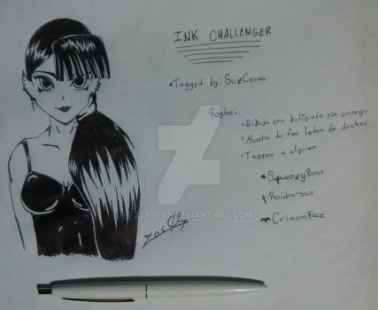 Ink Challenger... by Zer0767