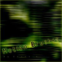 Motion brushes by KeReN-R by Project-GimpBC
