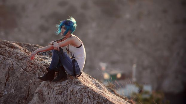 Life is Strange - Chloe Price by CamilaCarter