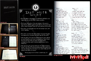 Zest Note: My Makeshift Yearbook by iViViFiED