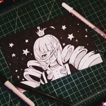 Inktober by NauticaWilliams