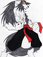 Jon Talbain Col. Version 2 by dragonheart07