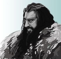 Thorin-Blue by kallielef