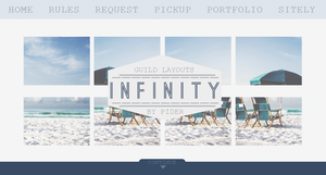 Layout for Infinity by maddieover