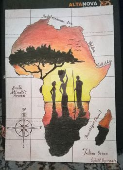 Africa by Wlayko111