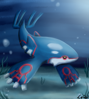 AT - Kyogre