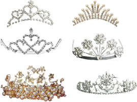 Tiaras by EnchantedWhispersArt
