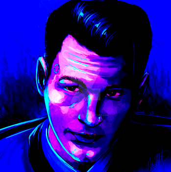 Connor DBH by ArtOfWeikert