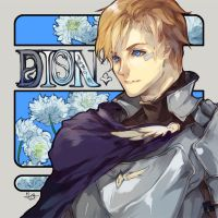 ::Commission for envylovr - Dion:: by Marufu-san