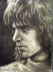 Jeff Beck Sketch 4 by beckpage