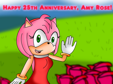 Amy 25th Anniversary by Toad900
