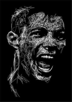 CR7 in Ngawor Drawing by viqh