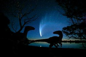 meteor by Frank-Lode