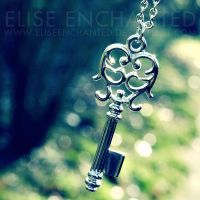 The key by EliseEnchanted