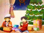 Exchange Gifts by aubs-nin