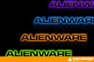 ALIENWARE By enzudesign 2008 by EnzuDes1gn