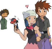 Pokemon: Love Poetry pt1 by Shigerugal