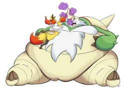 Poffins for Chestnaught by Joe-Awesome93