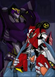 TFP- The Faithful Assistant COLORED by chibigingi